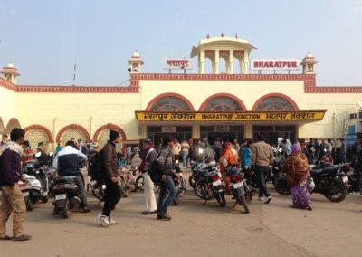 Bharatpur rail