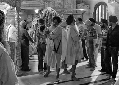 Palki Sahib ceremony