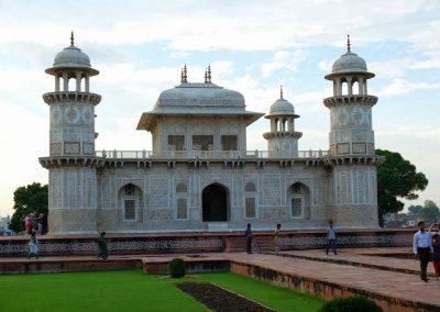 The Tomb of Itmadudaullah