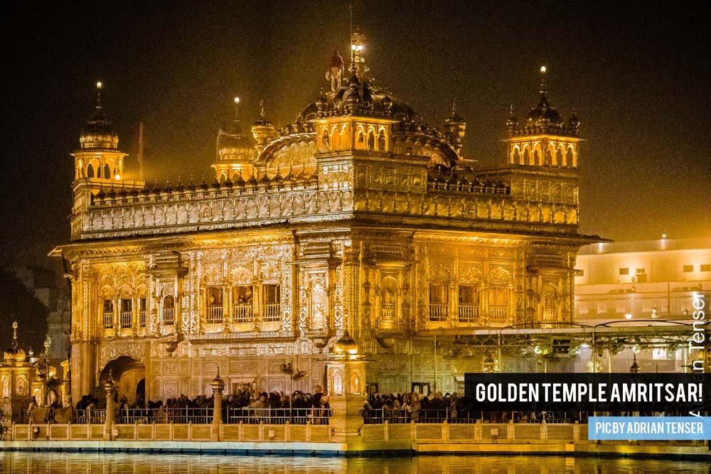 Golden Temple Amritsar!